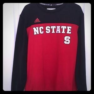 Adidas N.C. State Sweatshirt